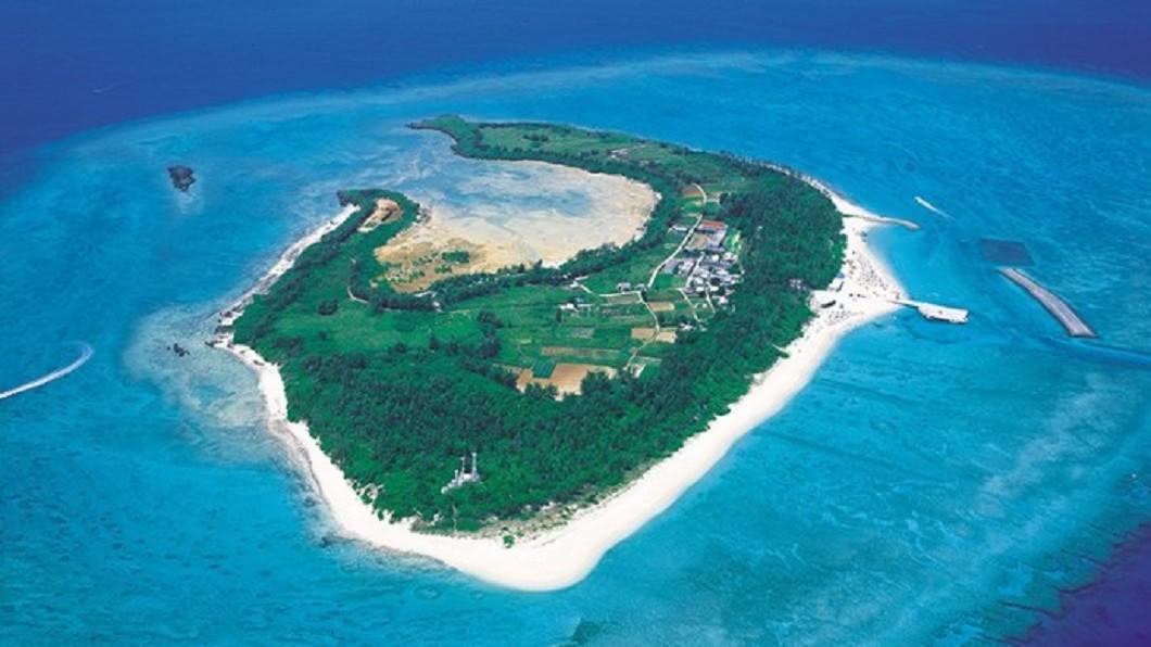 沖繩浮潛地點-水納島。(圖/Tripbaa趣吧!亞洲自由行專家)