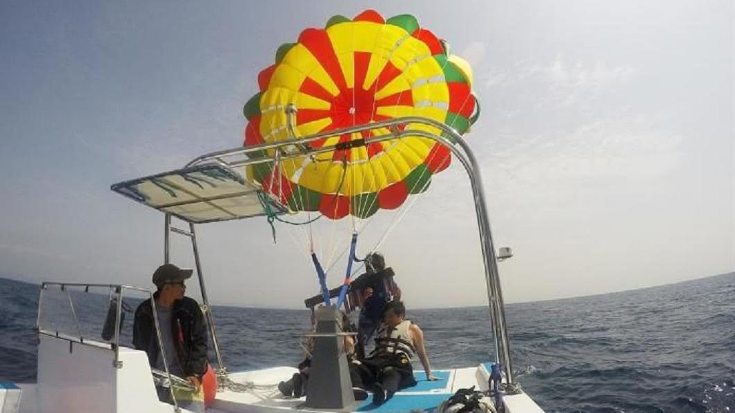 沖繩浮潛地點-瀨底島。(圖/Tripbaa趣吧!亞洲自由行專家)