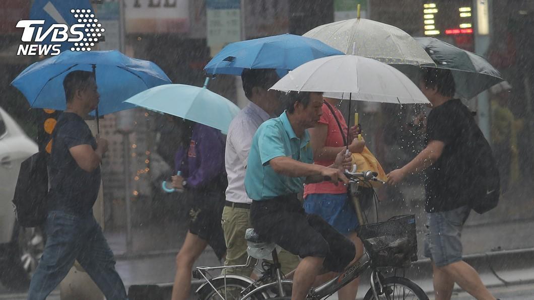 圖/中央社 梅雨季要結束了!鋒面影響到這天 台灣將正式入夏