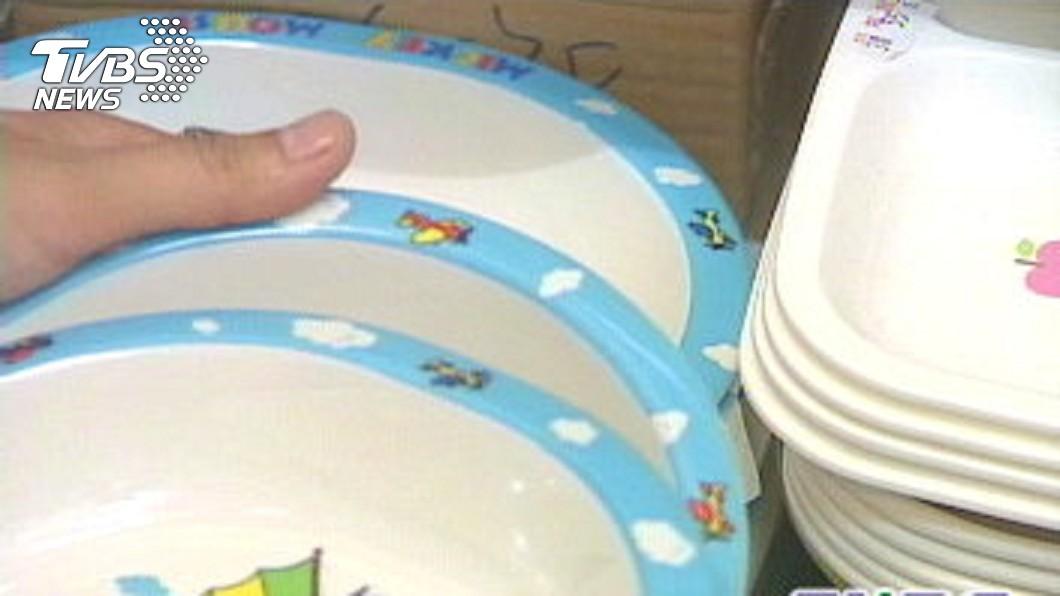 圖/TVBS 8歲女童性早熟長不高 原因恐出在這餐具上