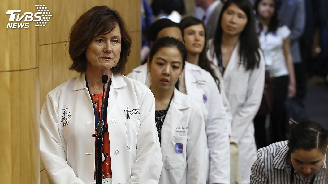 圖/達志影像美聯社 美麻疹疫情25年最嚴重 加州大學上百人隔離