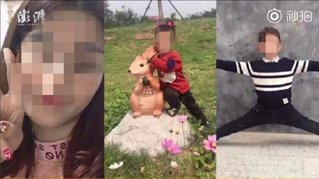 福建一名28歲的嫩媽,日前帶著2個年幼的兒子輕生亡。(圖/翻攝自微博) 和公婆摩擦委屈…嫩媽留遺書:對不起,帶走最愛的2兒