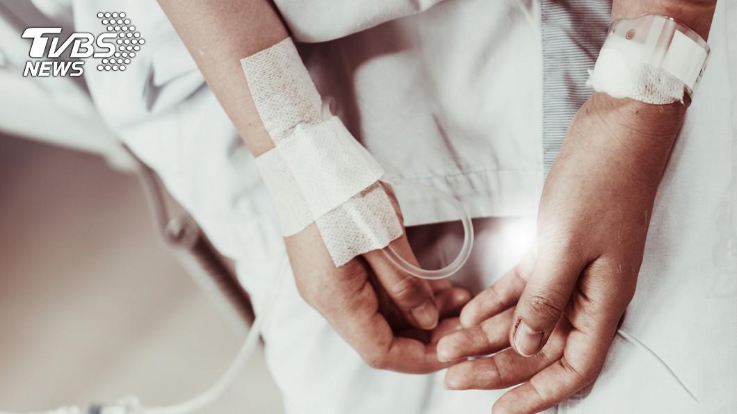 示意圖/TVBS 癌妻不願化療!夫「這句話」求標靶藥 醫感動:被打中了