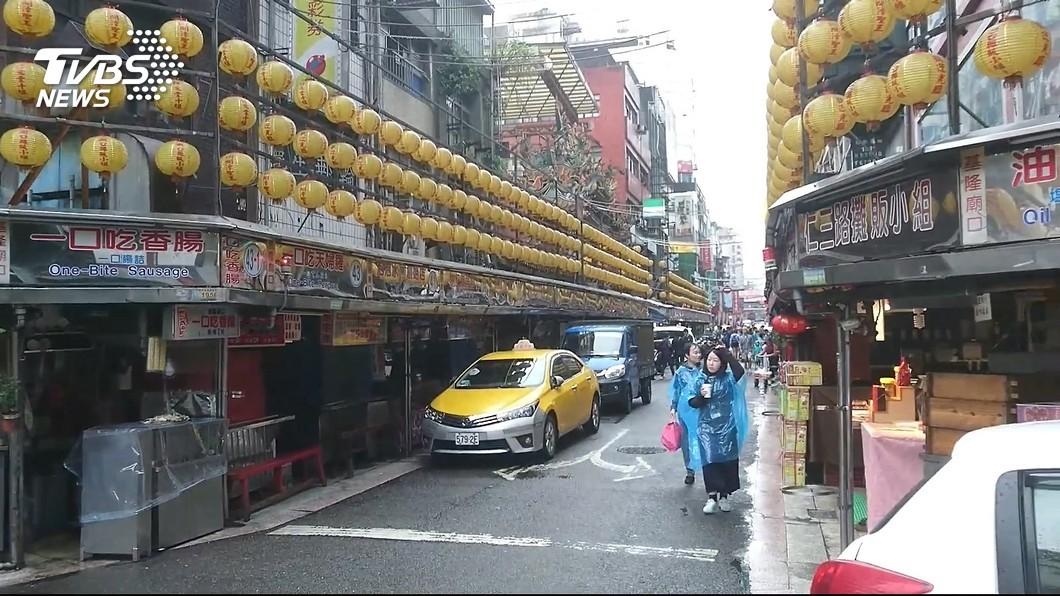 網友封基隆為「全台最老城市」。 圖/TVBS 他封基隆「全台最老城市」 中南部網友:把我們放哪?