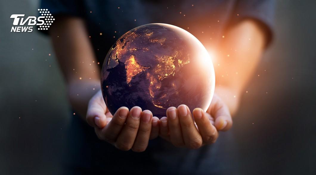 示意圖/TVBS 全球暖化加劇 2015到2019年史上最熱!