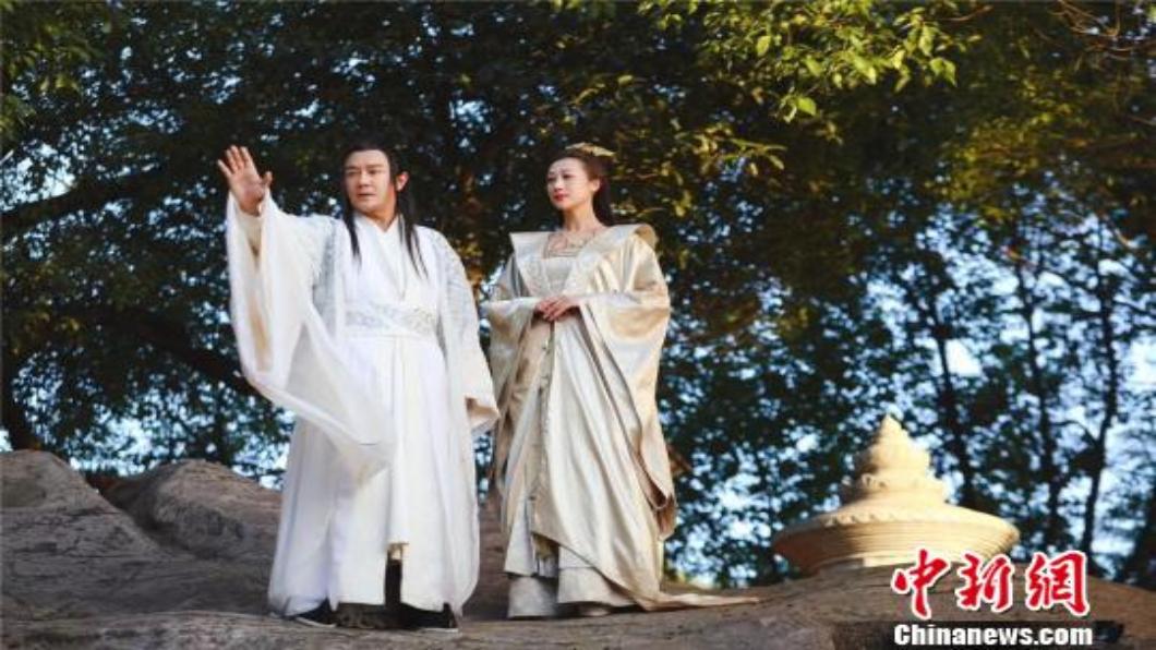 圖/中新網 大陸電視劇配外語走出國門 非洲國家也熱播
