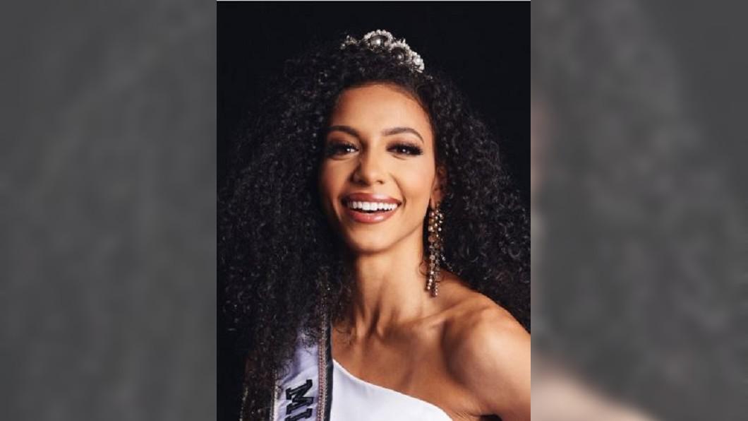 圖/翻攝自Miss USA & Miss Teen USA  Twitter 揮別佳麗花瓶形象 北卡律師成新科美國小姐