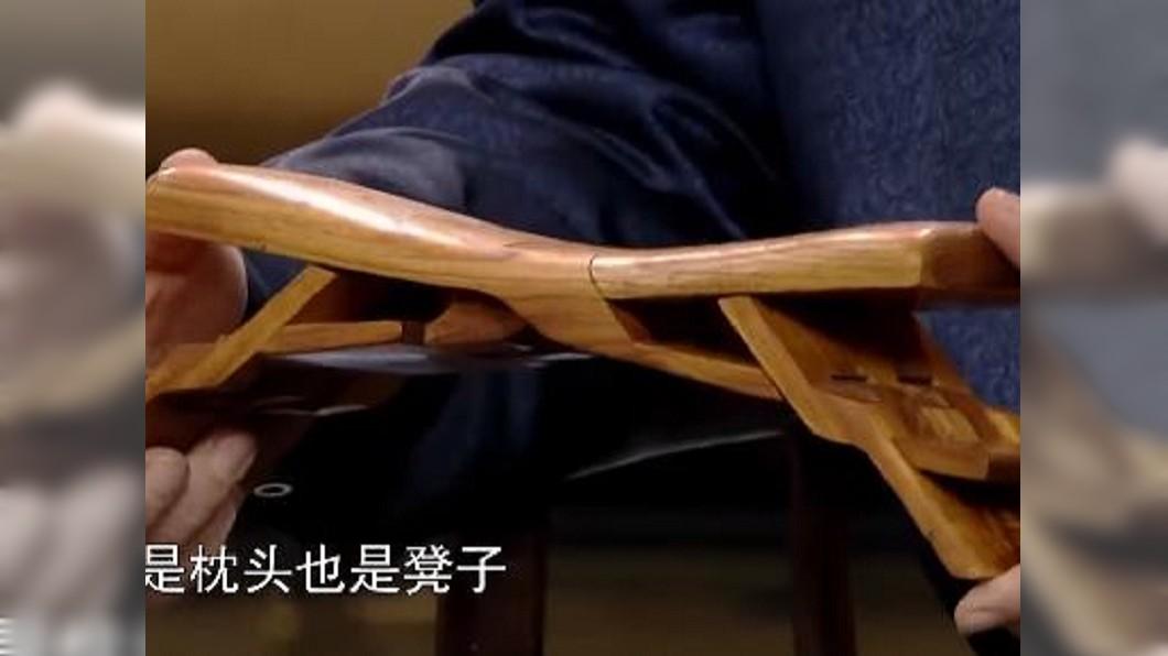 圖/翻攝自CCTV中國中央電視台 YouTube 「瞎掰」形容誇大其辭 古代確有其物