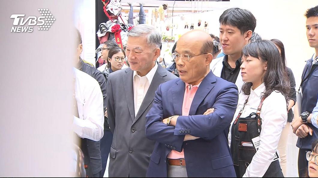 行政院長蘇貞昌。圖/TVBS資料畫面