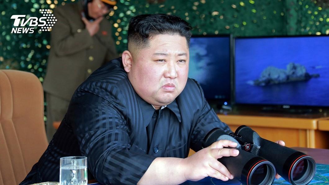 圖/達志影像美聯社 北韓再射飛彈 疑俄「伊斯坎德飛彈」改良款