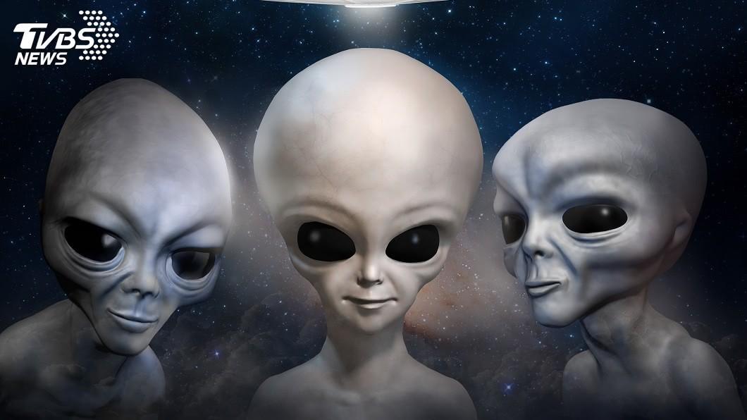 這個世界上究竟有無外星人的存在,各界看法不一。(示意圖/TVBS)