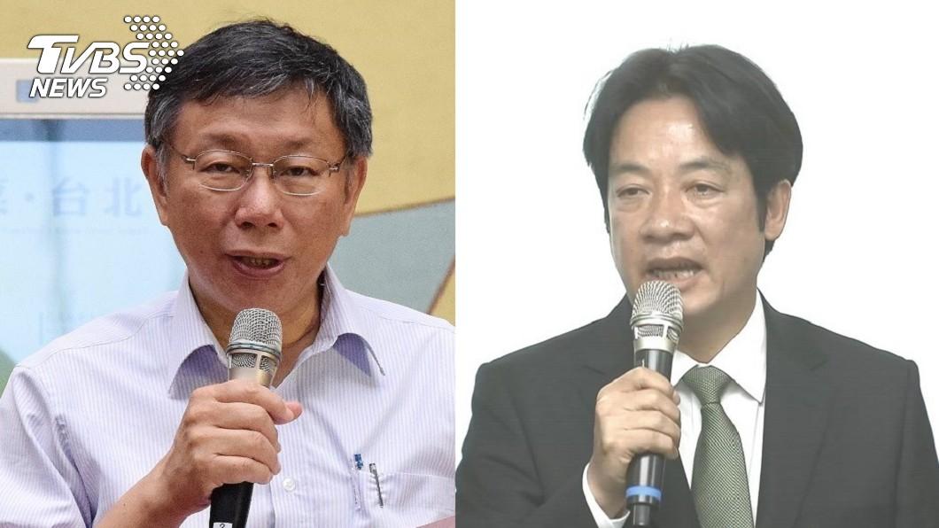 圖/TVBS 與賴清德組「柯賴配」? 柯文哲:我會發瘋