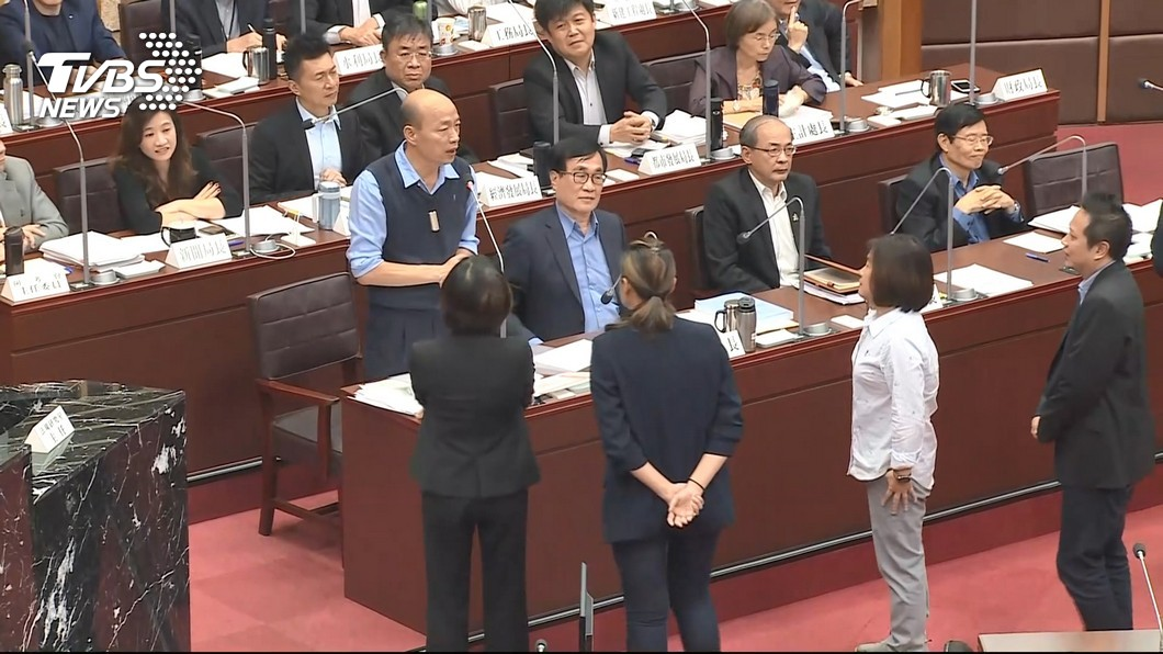 圖/TVBS資料照 重點不在蔣萬安!羅智強:韓參選之路面臨嚴重危機