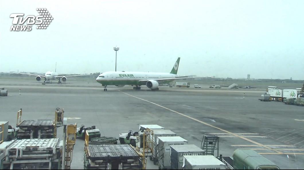 圖/TVBS 長榮航空勞資爭議 林佳龍:做好各種應變