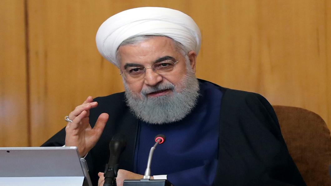 圖/達志影像美聯社 以牙還牙!伊朗棄守核協議 美再禁金屬出口