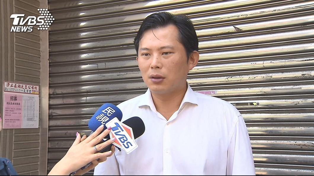 圖/TVBS 受夠了! 黃國昌:我無意也不會參與2020總統選舉