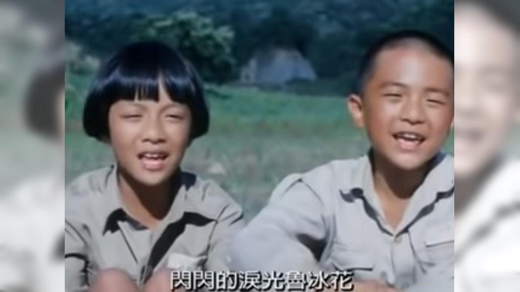 李淑楨靠《魯冰花》,11歲就拿到金馬獎。圖/翻攝Youtube 《魯冰花》女星11歲就拿金馬獎 卻因這件事遭霸凌多年