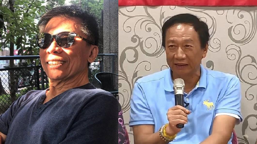 圖/翻攝沈富雄臉書、TVBS 驚艷郭董兩岸論述 他:點出藍營國王新衣式的困窘