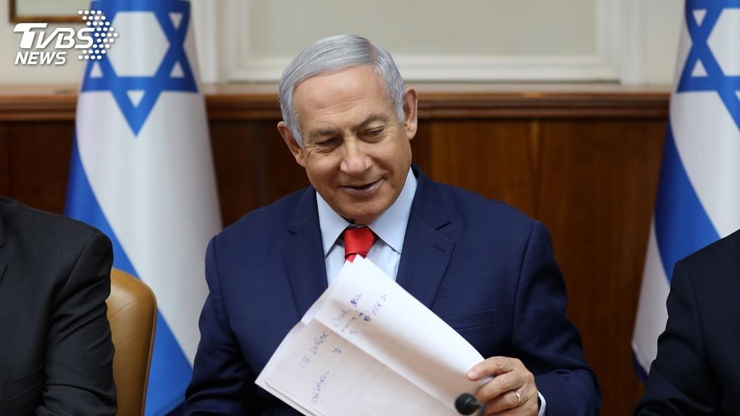 圖/達志影像路透社 以色列謝美承認戈蘭高地歸屬 推屯墾區取名「川普」