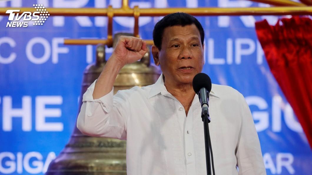 圖/達志影像路透社 菲律賓期中選舉開跑 料將替杜特蒂恢復死刑開路