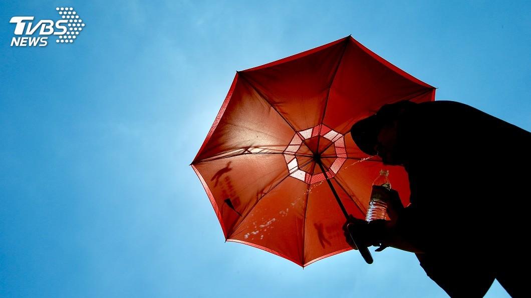示意圖/TVBS 夏季易出現「熱傷害」 中醫治療有效舒緩