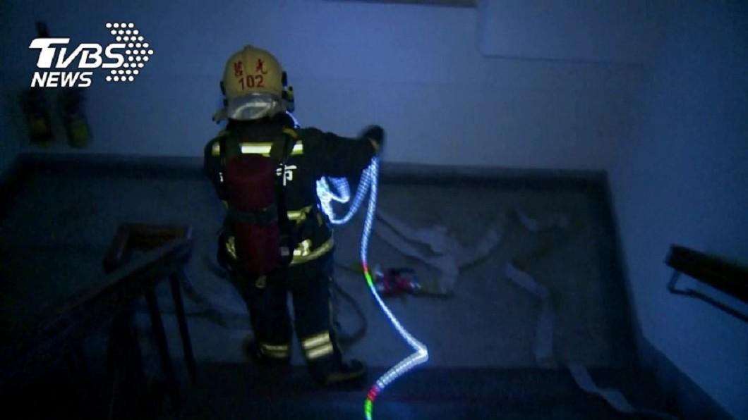 圖/TVBS資料畫面 消防衣不齊全 消防署:一週內找縣市政府處理