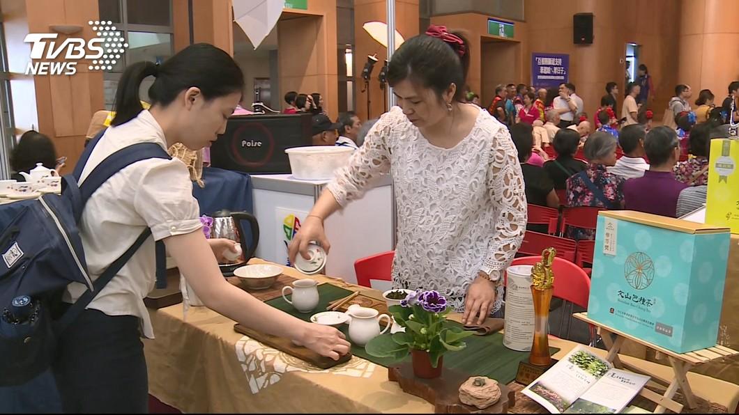 圖/TVBS 新北推銀髮俱樂部 促進長者健康互動