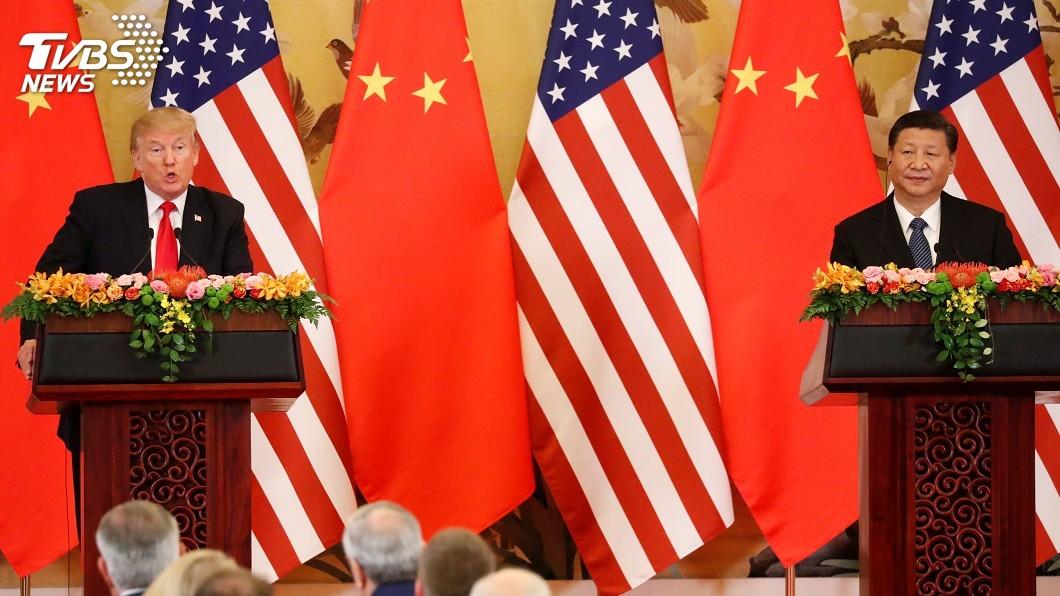 圖/達志影像路透社 美中貿易戰加劇! 川普:G20見習近平