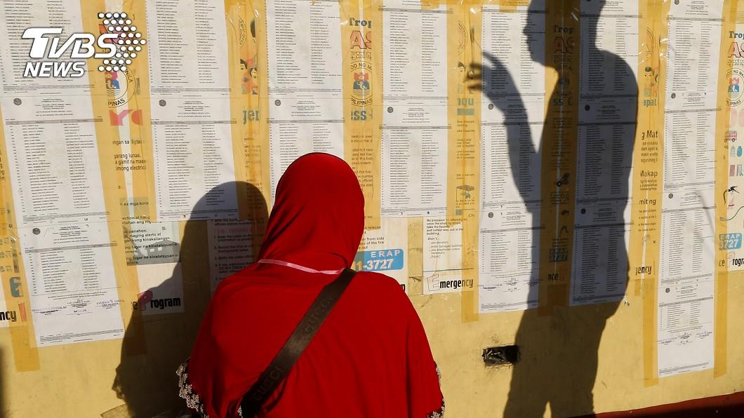 圖/達志影像美聯社 1次選舉6遺孀代夫參選 這地方打選戰真的會死人