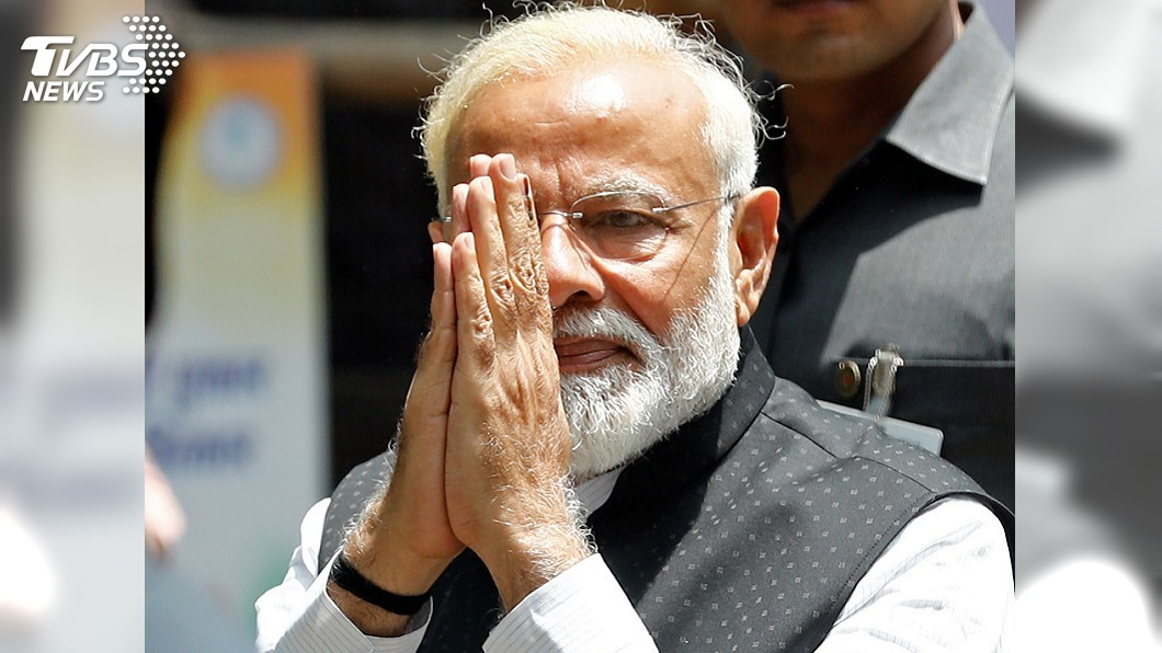 圖/達志影像路透社 談雷達與電郵吹牛被抓包 印度總理莫迪淪笑柄