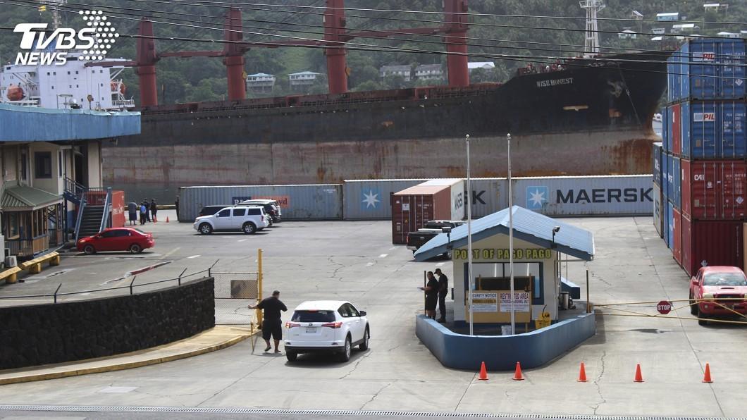 圖/達志影像美聯社 貨輪遭扣押 北韓指美國如黑幫搶劫要求放人