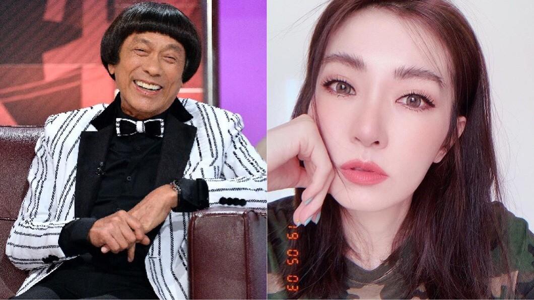 圖/翻攝自謝金燕IG、TVBS 豬哥亮逝世2周年 謝金燕首曬「父女合照」訴心聲
