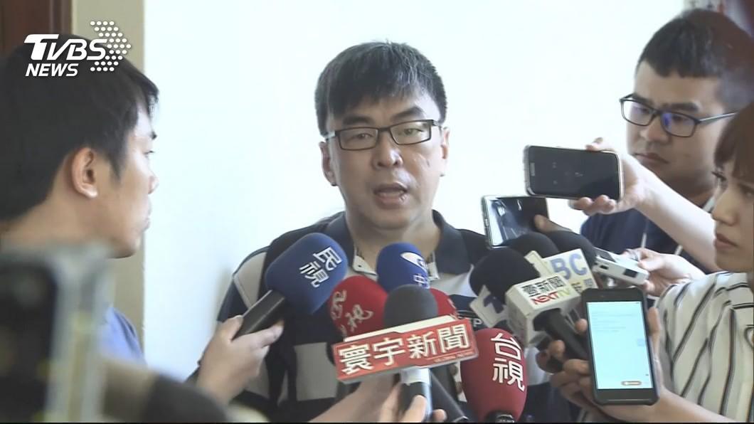 圖/TVBS 快訊/影射馬收1億元 段宜康判賠60萬定讞