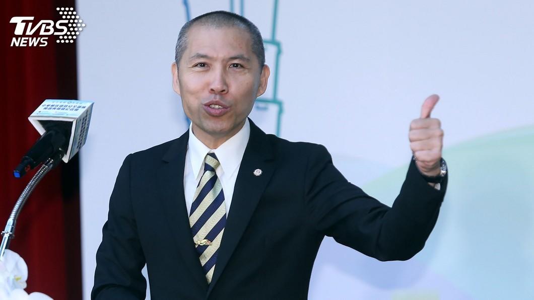 圖/中央社 物流中心招租案惹議 中郵董事長魏健宏將去職