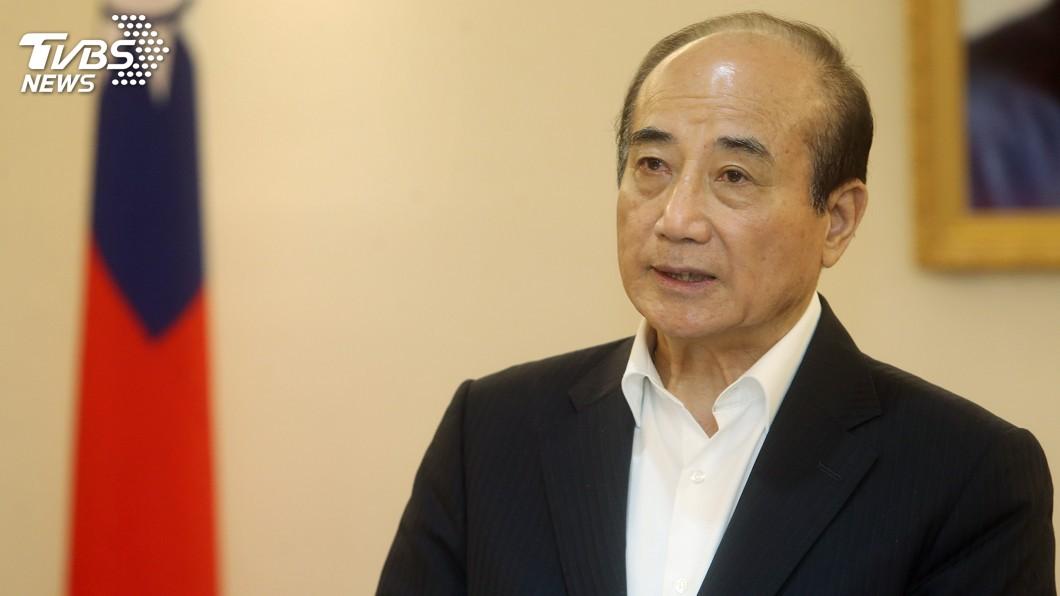 圖/中央社 是否幫韓國瑜操盤? 王金平:過去是支持他選市長
