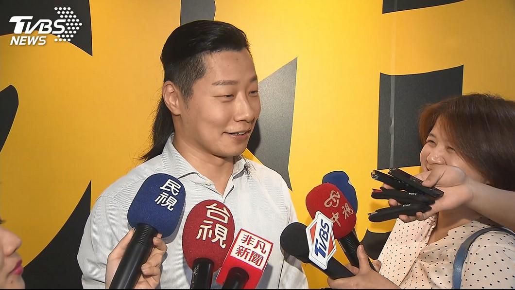 圖/TVBS 立委若連任成功 林昶佐:會思考未來拚縣市長