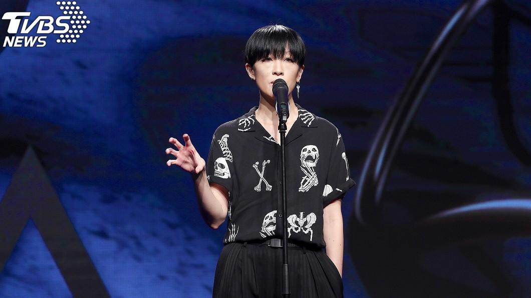 陳珊妮為今年金曲獎評審團主席。(圖/中央社)
