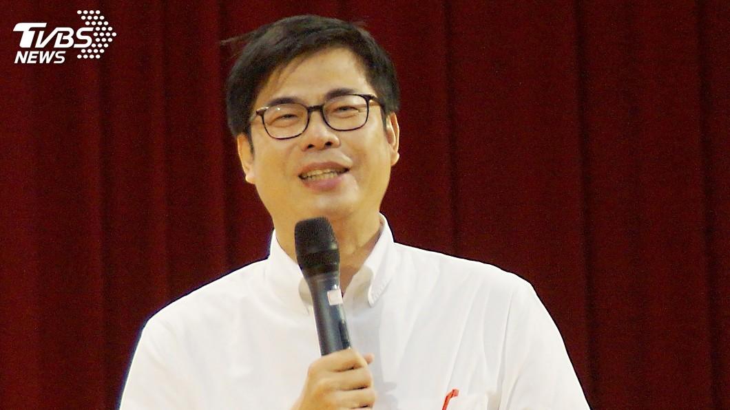圖/中央社 南方澳斷橋事故 陳其邁代表政府致歉