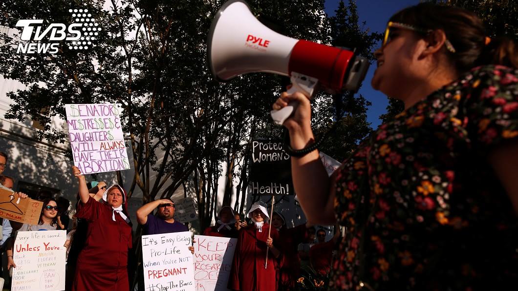 圖/達志影像路透社 遭性侵懷孕也得生! 「全美最嚴」墮胎法:最重關99年