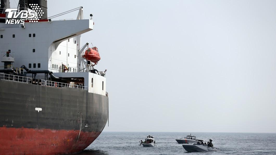 圖/達志影像路透社 沙國油輪設施遭破壞 台日等亞洲業者提高警覺