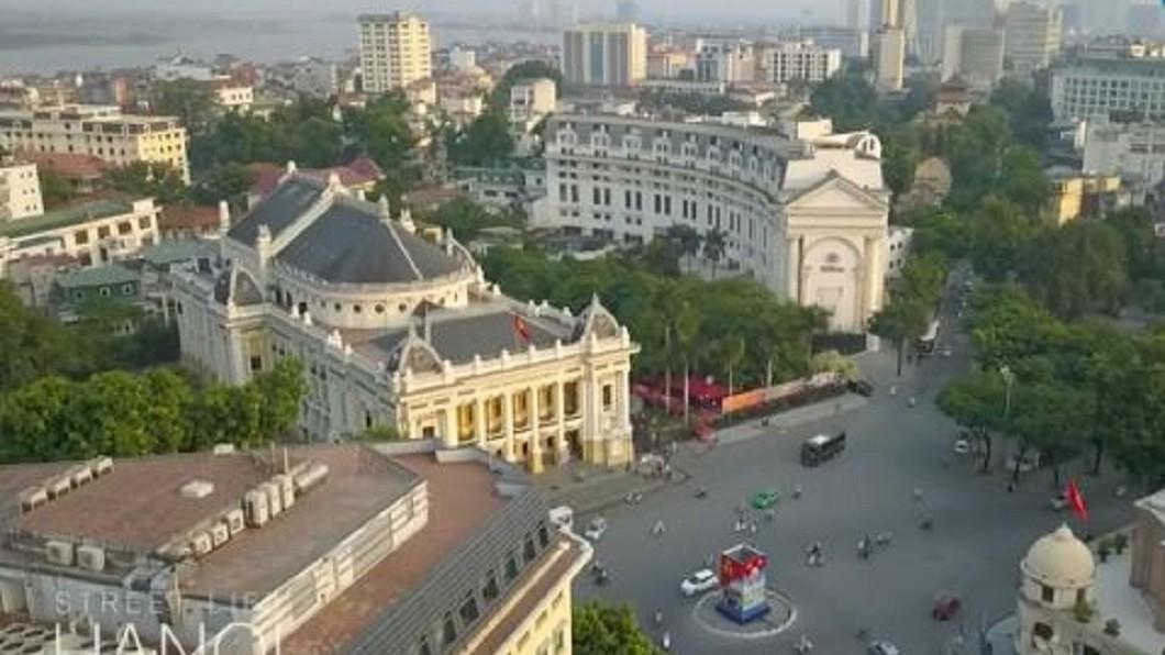 圖/翻攝自CNN YouTube 時代縮影! 走一趟越南河內體驗文化歷史