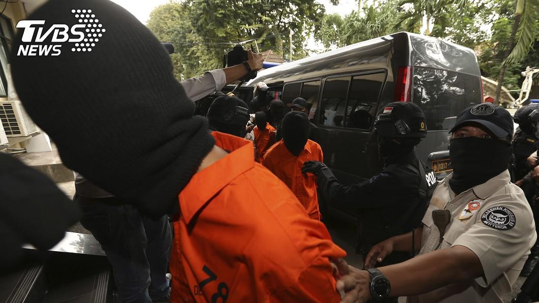 圖/達志影像美聯社 印尼大選結果下週宣布 警方逮捕擬引爆炸彈恐嫌