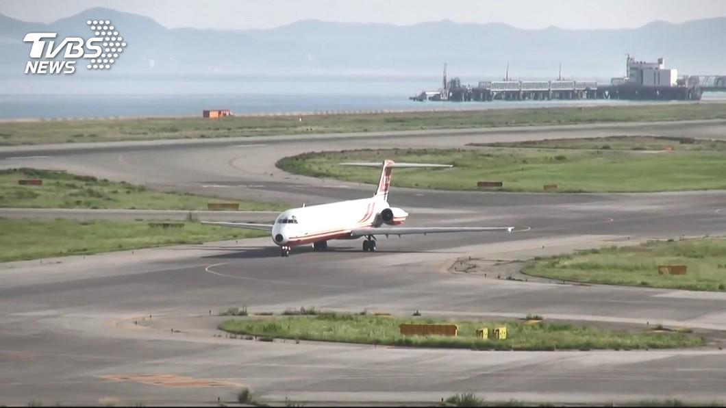 圖/TVBS 遠航5月取消31航班 民航局:飛時控管非原因