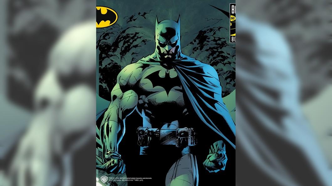 圖/翻攝自蝙蝠俠夜跑 Batman Runiuxu03臉書 蝙蝠俠頻換人演! 全因「蝙蝠裝」難駕馭