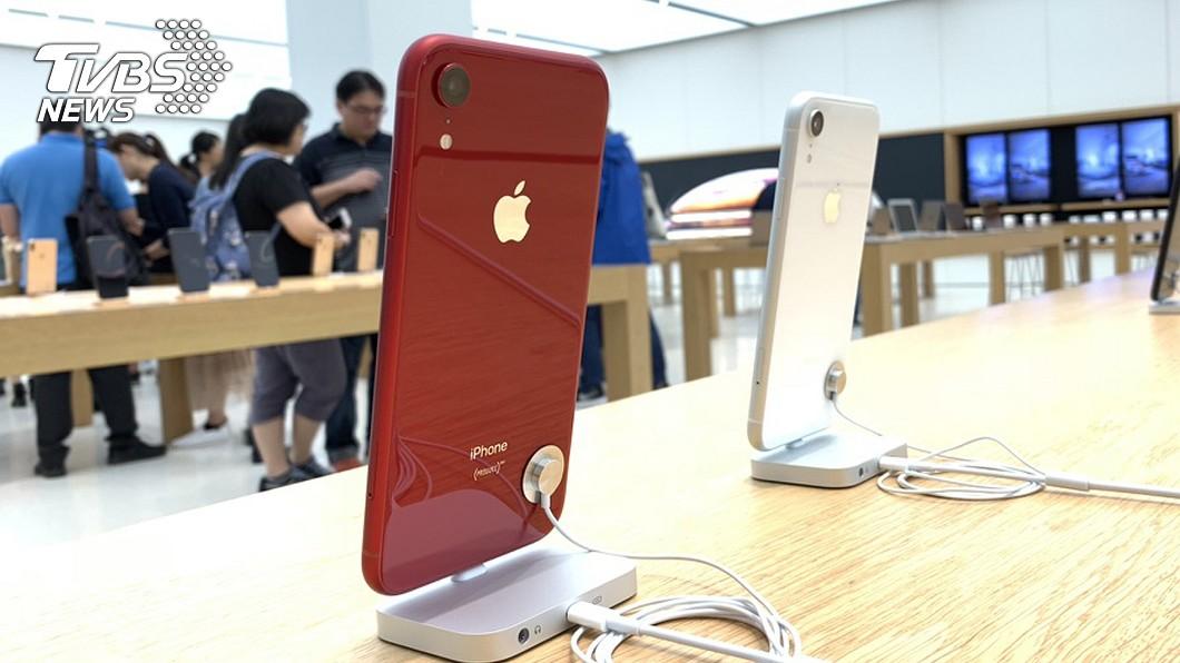 圖/TVBS 蘋果傳評估遷移中國產線 iPhone衝擊不大