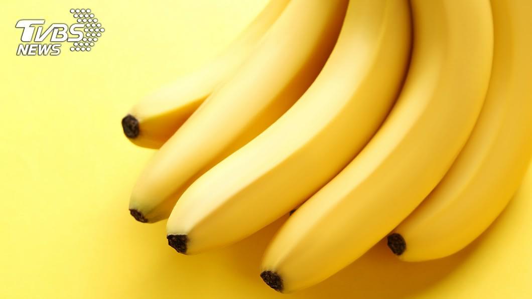 都是香蕉,顏色不一樣,功效天差地遠!示意圖/TVBS 有便祕就吃蕉? 當心「這種」香蕉越吃越糟