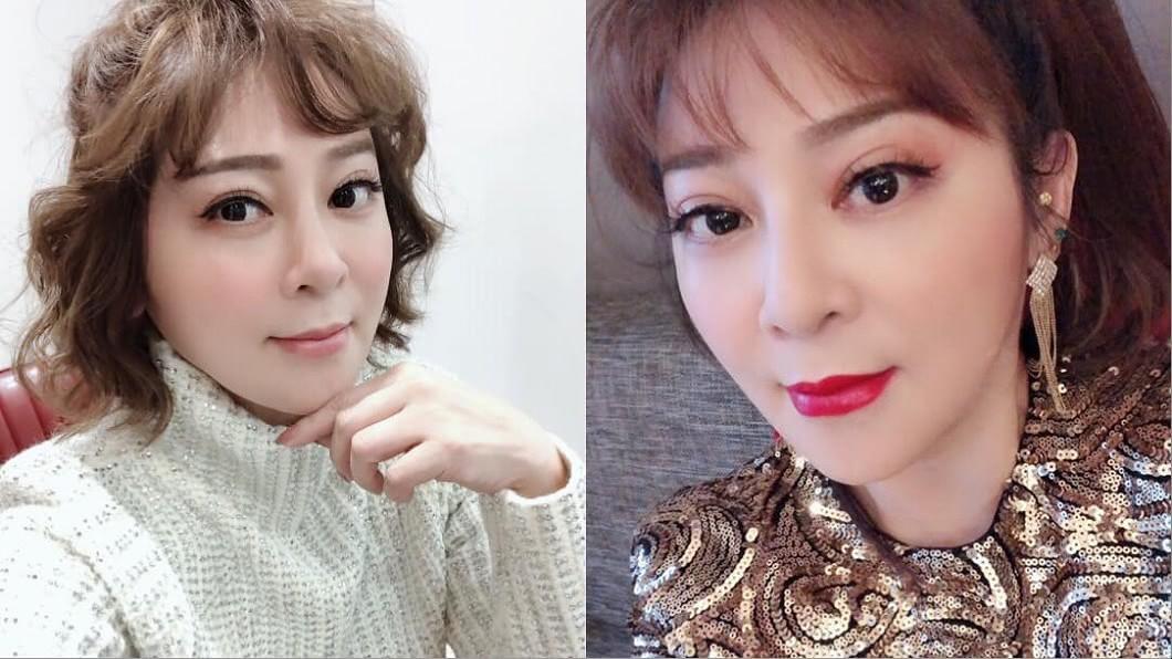 圖/翻攝自王彩樺臉書 驚!王彩樺18歲「歌星證」出土 她看傻:這妳阿姨?