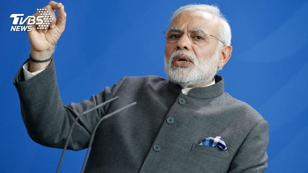 圖/達志影像美聯社 九億人歷39天投完票 民調:印度執政黨勝選