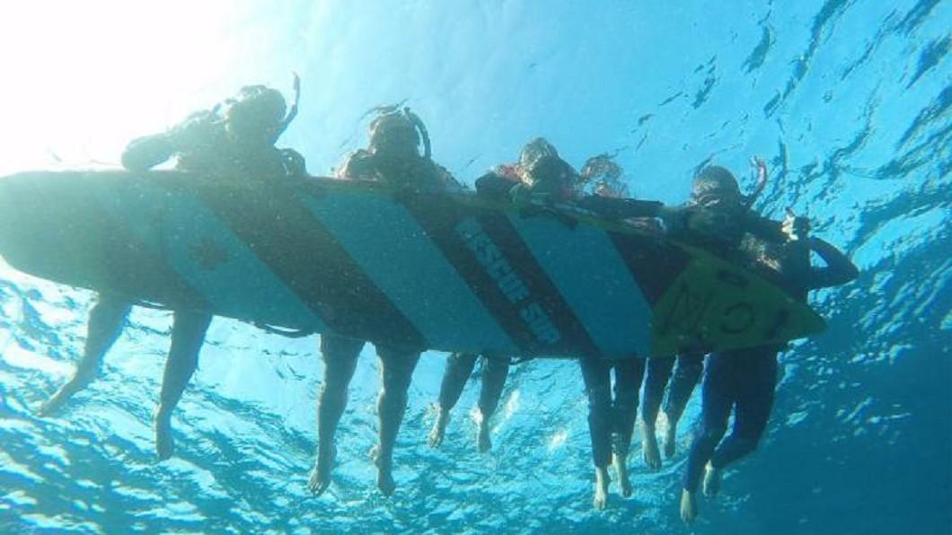 夏日熱搜水上活動-小琉球浮潛。(圖/Tripbaa趣吧!亞洲自由行專家)