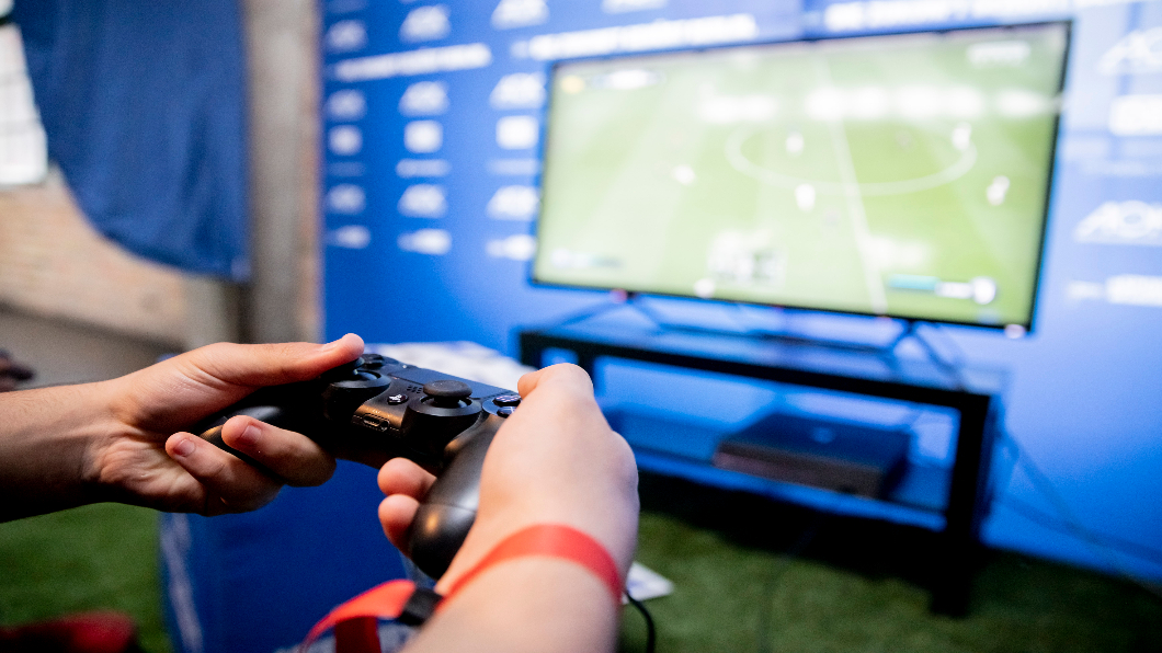 圖/達志影像美聯社 WHO:遊戲成癮列疾病 全球產業萎縮數千億